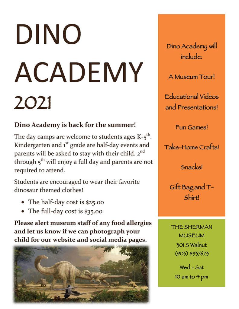 dino-academy